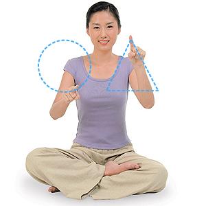 脳の柔軟化する体操